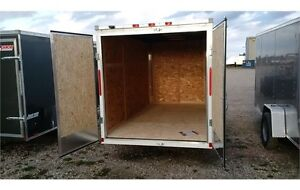 2016 Pace 6x12 Outback Cargo Trailer - Barn Doors London Ontario image 5