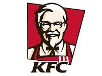 KFC Team Runners and Shift Leaders Required in London & Southern England!!