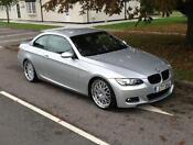 BMW 3 Series Convertible Diesel