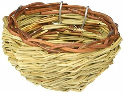 Prevue Pet Products BPV1150 Canary Twig Birds Nest 3-Inch