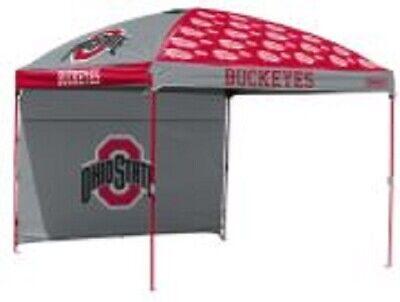 Ohio State BUCKEYES Canopy Tent & Wall Tailgating Beach Flea Market -