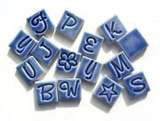Ceramic Tile Letters