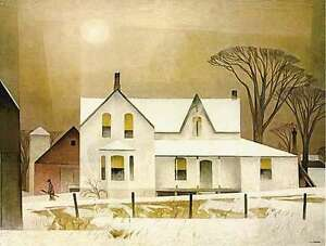 Limited Edition Appraised A. J. Casson Lithographs Stratford Kitchener Area image 8