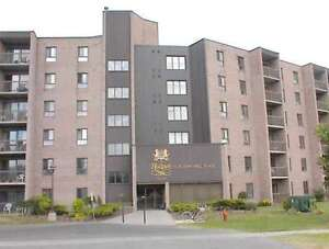 3 Bedroom unit in safe, secure building located close to St. Law