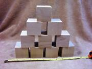 Unfinished Wooden Blocks