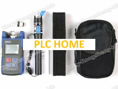 Optical Power Fiber Meter And 10mw Visual Fault Locator Fiber Optic Cable Tester