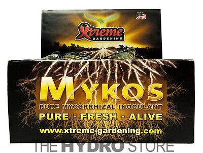 Xtreme Gardening Mykos Pure Mycorrhizal 100G Grams - mycorrhizae root