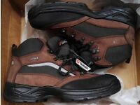 Safety/Walking Boots Goliath Hydrus Gaucho Gore-Tex Work Boots Size 6 UK