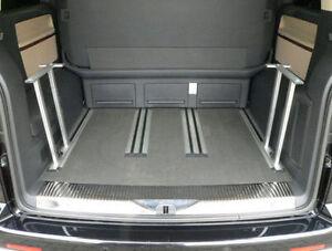 Multiflexboard VW T5 Multivan Bed extension Sleep Multiflex board