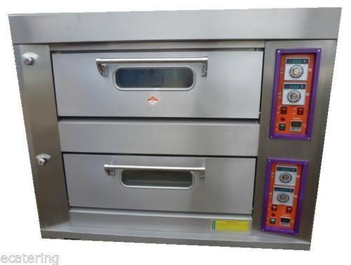 Gas Pizza Oven Commercial Pizza Ovens Ebay
