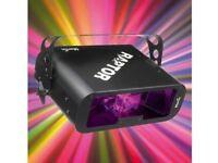 Martin Raptor 250W Datamoon Disco DJ Light Effect, Sound Activated DJ Lighting