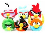 Angry Birds Space Plush Set