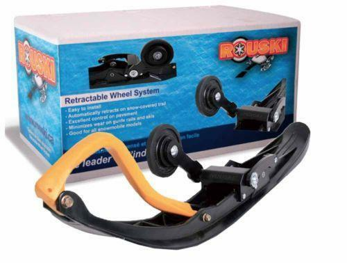 Rouski Gen 1 Retractable Wheel System - 472580# Snowmobile ... |Retractable Wheel System