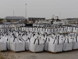 1 Ton jute bags £1 per bag