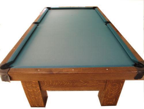 Brunswick Balke Collender Pool Table Ebay