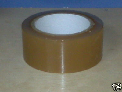 1 Roll VINYL TAPE - Clear - 2