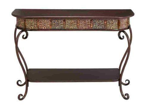 Metal Console Table Ebay