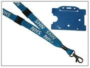 Lanyard and Badge Holder