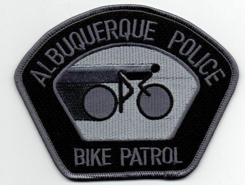 NEW MEXICO NM ALBUQUERQUE POLICE BIKE PATROL SUBDUED NICE PATCH SHERIFF