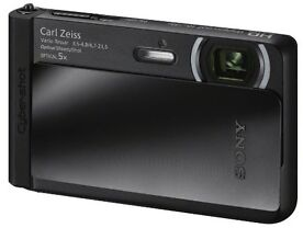 Sony Cyber-Shot DSC-TX30 18,2 MP Digitalkamera - Schwarz