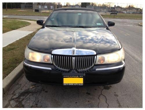 Lincoln Limousine Ebay