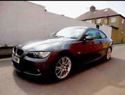 BMW E92 Breaking