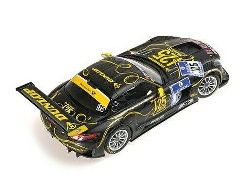 1:18 Mercedes SLS n°125 Nurburgring 2013 1/18 • MINICHAMPS 151133125