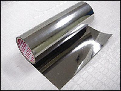 Mumetal, Nikel Permalloy, Magnetic shielding foil, Sheet, 0.1T-a, 30×90 cm