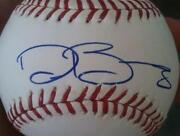 Dylan Bundy Signed Baseball