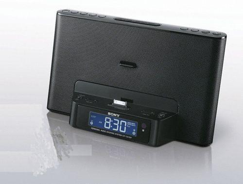 sony icf clock radio ebay. Black Bedroom Furniture Sets. Home Design Ideas