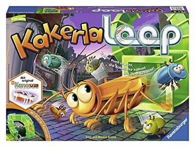 Ravensburger 21123 Kakerlaloop, Das lustige Aktionsspiel für die ganze Familie (Lustige Spiele Für Die Familie)