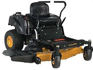 "Poulan Pro 54"" Zero Turn Lawn Mower- 22HP Briggs & Stratton Engine"