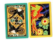 Playing Cards Birds