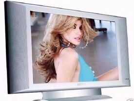 "Philips 26PF4310/10 HD Ready 26"" Flat LCD TV. Includes Stand,Remote and Batteries, Power Lead."
