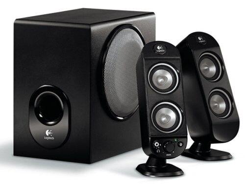 70929cf2606 Logitech speakers with subwoofer | in Enfield, London | Gumtree