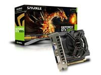 Nvidia GTX 650ti Graphics card (boxed as new)