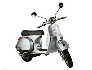 PiaggioNew In Crate 2005 Limited Edition PX 150 Vespa Scooter