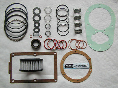 Saylor Beall 4500 Tune Up Rebuild Kit Pump Model 4500 Air Compressor Parts