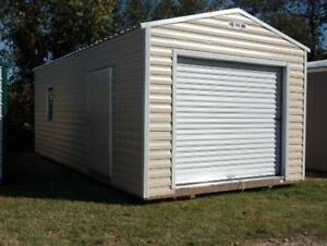 Brand new white 8 x 8 roll up door great for sheds or garages!!
