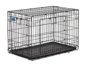 Top Paw Double Door Large Dog Crates - Excellent Condition
