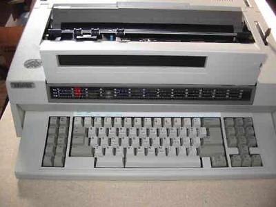 Refurb Ibm Wheelwriter 30 Typewriter W120 Day Warranty - See Floppy Dr Option