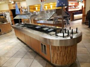 Serving Counter for Restaurants/ Cafe/ Dining!!