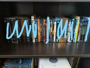 Blu-Ray, Movies, TV Shows Collection, Excellent Condition