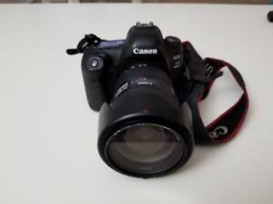 Canon 5D Mark IV with 24-105mm f/4