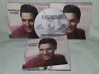 ELVIS - SOMETHING FOR EVERYBODY (ALTERNATE ALBUM )*CD