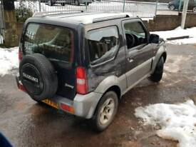 Jimny Very low mileage