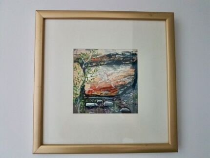Painting - Original by Greg Mallyon
