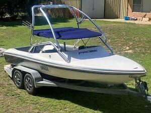 Probe ski boat $17,500 ono Leeming Melville Area Preview