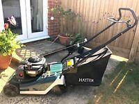 Hayter Spirit 41 Petrol Push Rear Roller Lawnmower