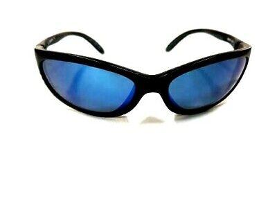Costa FA 11 sun glasses  Fathom Blue Mirror Wrap Sunglasses UV protection
